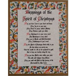 Blessings of the Spirit of Christmas